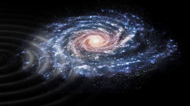 數億年前的銀河系碰撞仍然在銀河系中肆虐