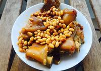 """每次把""""黃豆燜豬腳""""端上桌,家裡的米飯都不夠吃了,做法教給你"""