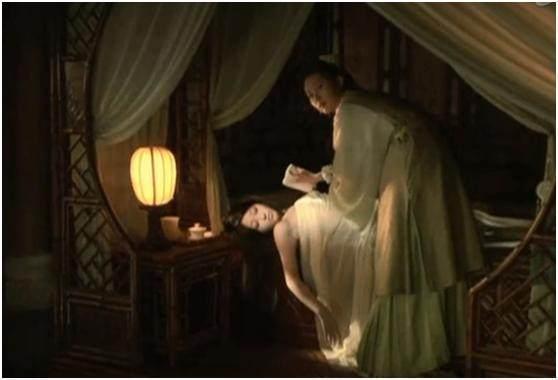 紅樓夢:同是黛玉歸天,兩版林妹妹為何一個揪心,一個詭異滲人!