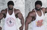 實拍美國黑幫頭目:蹲監獄11年,瘋狂健身壯如猛獸成網紅