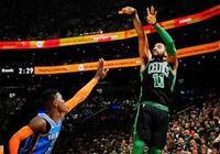 NBA:歐文30+11綠軍終結雷霆7連勝 猛龍碾壓快船