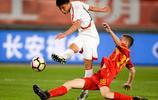 足球——國際青年錦標賽:朝鮮勝馬其頓