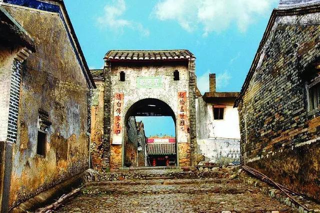 """惠州這十個""""國字號""""傳統村落,你去過幾個?"""