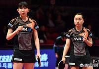 國乒世乒賽女雙已30年不敗,2019世乒賽會被伊藤美誠打破金身嗎?
