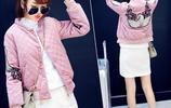 2017最流行的冬季韓版短外套,潮女的搭配神器,穿出時髦高街範~