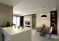 優雅大氣三居,高級灰+褐色,不同房間協調統一,最高貴莫過書房