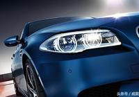 寶馬第五代BMW M5四門轎車渦輪增壓V8發動機老司機帶你飛
