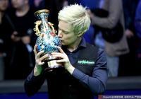11比4戰勝利索夫斯基,羅伯遜在今年中國公開賽折桂