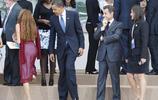 抓拍美國前總統奧巴馬最尷尬的十個瞬間,第二張不信你不笑!