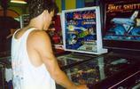 80年代國外的遊戲機室老照片