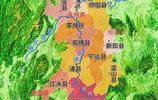 國家歷史文化名城湖南永州高清地圖
