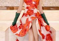 """30幾歲女人怎麼穿?學韓雪穿一條""""藏紅花裙"""",氣質顯美百分百"""