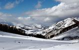 堪稱海拔最低的現代冰川之一的阿爾泰山,感受它的巍峨之勢
