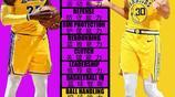 NBA前四球員實力對比,詹姆斯、杜蘭特、庫裡的差距一目瞭然!