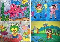 """""""畫得好""""是家長對孩子最毒的鼓勵,你不知道這三個字毀了多少孩子的畫畫天賦......"""