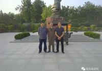 中國南陽臥龍崗遊記 中國南陽烙畫院發佈