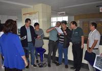 國家統計局雲南省調查總隊到沾益西平街道檢查住戶調查工作