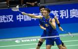 羽毛球——亞錦賽:傅海峰/張楠晉級