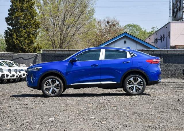 買不起X6就買它,這車起步1.5T,全系國六僅12萬,終上市