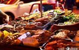 影像記錄 夜市美食火爆,農村一美味一晚賣幾百斤,夜市創業首選