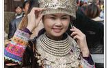 貴州黔東南:漂亮的侗族頭飾