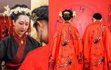 90後小夫妻辦漢式周制婚禮 僅花9000元