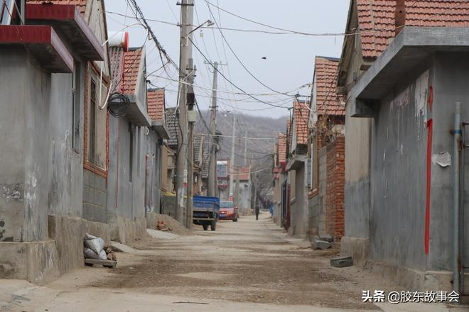 組圖:這個村位於煙臺棲霞的大山裡,只有約三十戶人家