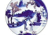 瓷繪《西廂記》比刊本更早傳入歐洲