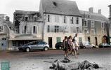 在今日的諾曼底海灘上重現1944年登陸作戰