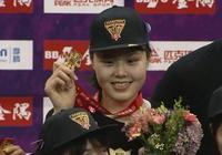 廣東女籃勇奪隊史首冠!球員相擁而泣,李月汝獲MVP獎盃後跳舞