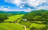 浙江台州彌勒生態山谷風景圖