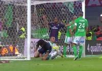 巴黎前場連續滲透馬圖伊迪送助攻 卡瓦尼剷射梅開二度