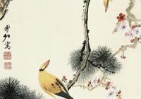 愛新覺羅·溥佐《花鳥圖》