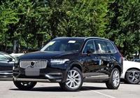 沃爾沃中大型SUV霸氣來襲,官方調價幅度高達10.22萬元,要被瘋搶