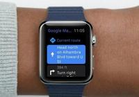 Google地圖、亞馬遜等都停止支援Apple Watch