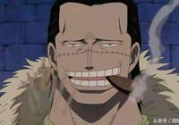 《海賊王》克洛克達爾專題,他曾經挑戰過白鬍子,尾田給他埋下伏筆