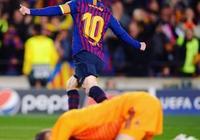 8場10球!梅西成歐冠首位進球上雙的球員,巴薩晉級四強,你覺得梅西能獲得金球獎嗎?