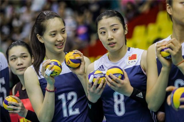 中國女排的學費沒有白交!李靜、高意、劉曉彤是最大收穫
