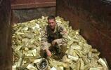 美軍在伊拉克繳獲的黃金