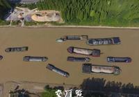 水位持續走低!蘇北運河淮安段啟動應急模式
