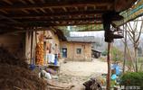秦嶺略陽大壩村黃家山,一山一灣一戶,看大山裡農家生活