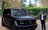 最受歡迎的黑色裝,濃濃的燕尾服味道。全新奔馳G級越野車!