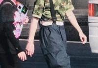 170603 新鮮的消防員鹿哥,迷彩服顯軍人氣質
