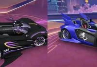 QQ飛車手遊氪金A車全員升級,璀璨伯爵兩輛已經安排上,哪輛會先上線正式服?