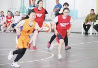中小學籃球賽火熱開打