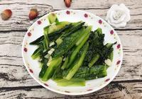 清炒油麥菜