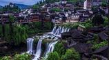 湘西芙蓉鎮掛在瀑布上的千年古鎮,比鳳凰更原始,好山好水好文脈