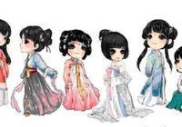 古風漢服髮型 | 快來看看古代女子都喜歡梳什麼髮簪!
