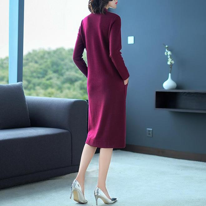 """沒有錢,咱也過過眼癮!讓你欣賞下另一種美:叫穿""""旗袍裙的女人"""