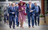 荷蘭馬克西瑪王后從平民王妃變王室時尚偶像